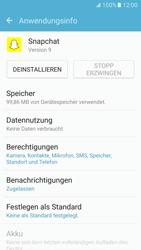 Samsung Galaxy S7 - Apps - Eine App deinstallieren - Schritt 7