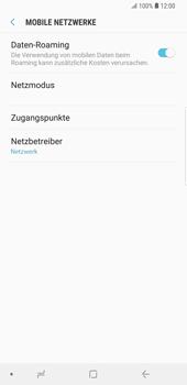 Samsung Galaxy S9 Plus - MMS - Manuelle Konfiguration - 7 / 26