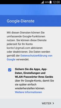 Samsung N910F Galaxy Note 4 - E-Mail - Konto einrichten (gmail) - Schritt 13