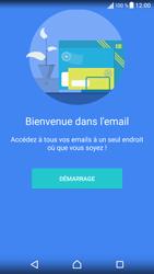Sony Xperia X - E-mails - Ajouter ou modifier un compte e-mail - Étape 4