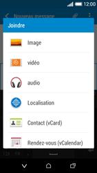 HTC Desire 510 - Contact, Appels, SMS/MMS - Envoyer un MMS - Étape 14