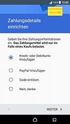 Sony Xperia X Performance - Apps - Konto anlegen und einrichten - 18 / 22