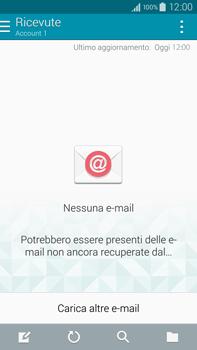 Samsung Galaxy Note 4 - E-mail - configurazione manuale - Fase 19