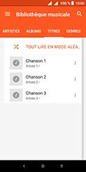 Alcatel 1 - Photos, vidéos, musique - Ecouter de la musique - Étape 7