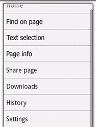 HTC A3333 Wildfire - Internet - Manual configuration - Step 16
