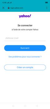 Oppo Reno 2Z - E-mails - Ajouter ou modifier votre compte Yahoo - Étape 9