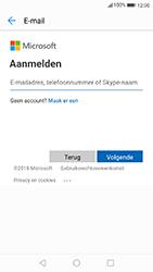 Huawei P10 - Android Oreo - E-mail - Handmatig instellen (outlook) - Stap 6