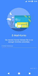 Sony Xperia XZ2 Compact - E-Mail - Konto einrichten (outlook) - 6 / 19