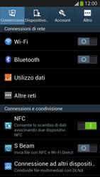 Samsung Galaxy S 4 LTE - WiFi - Configurazione WiFi - Fase 4