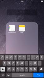 Apple iPhone 6 Plus - iOS 8 - Operazioni iniziali - Personalizzazione della schermata iniziale - Fase 6