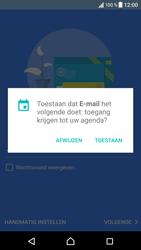 Sony Xperia XZ (F8331) - e-mail - handmatig instellen - stap 12