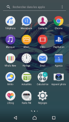 Sony Xperia X Compact (F5321) - Internet - Navigation sur Internet - Étape 2