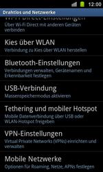 Samsung Galaxy Ace 2 - MMS - Manuelle Konfiguration - 1 / 1