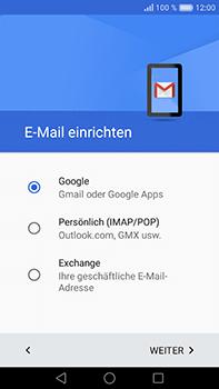 Huawei P9 Plus - E-Mail - Konto einrichten (gmail) - Schritt 8