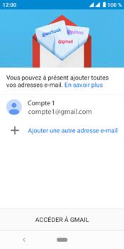Crosscall Core M4 - E-mails - Ajouter ou modifier votre compte Gmail - Étape 12