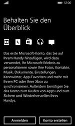 Nokia Lumia 635 - Apps - Einrichten des App Stores - Schritt 11