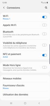 Samsung Galaxy Note 10 - WiFi - Activez WiFi Calling - Étape 6