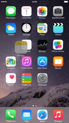 Apple iPhone 6 Plus iOS 8 - Prise en main - Personnalisation de votre écran d