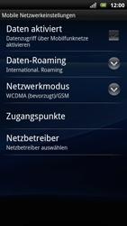 Sony Ericsson Xperia Arc S - MMS - Manuelle Konfiguration - Schritt 6