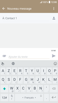 HTC HTC Desire 825 - MMS - envoi d'images - Étape 8