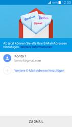 Samsung Galaxy Grand Prime - E-Mail - Konto einrichten (gmail) - 1 / 1