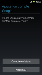 Sony Xperia J - Applications - Configuration de votre store d