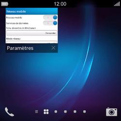 BlackBerry Q5 - Internet - configuration manuelle - Étape 13
