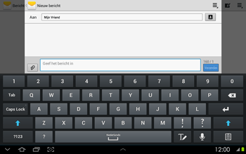 Samsung P5100 Galaxy Tab 2 10-1 - MMS - afbeeldingen verzenden - Stap 7