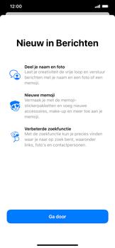 Apple iPhone XR - iOS 13 - MMS - afbeeldingen verzenden - Stap 2