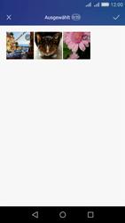 Huawei Y6 - E-Mail - E-Mail versenden - Schritt 13