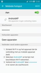 Samsung Galaxy S5 Neo (SM-G903F) - WiFi - Mobiele hotspot instellen - Stap 11