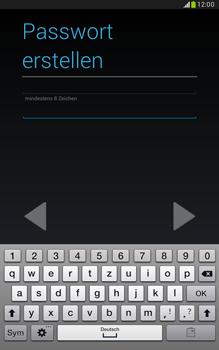 Samsung N5100 Galaxy Note 8-0 - Apps - Konto anlegen und einrichten - Schritt 11