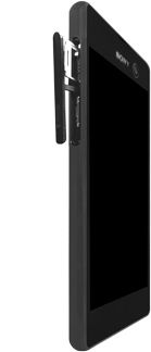 Sony Xperia M5 - SIM-Karte - Einlegen - 3 / 11