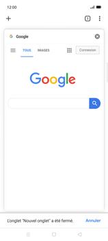 Oppo Find X2 Lite - Internet et connexion - Naviguer sur internet - Étape 19