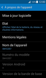 Samsung G357 Galaxy Ace 4 - Appareil - Mises à jour - Étape 6