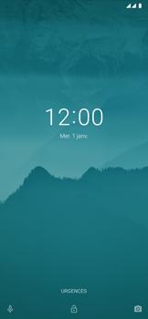 Nokia 6.2 - Téléphone mobile - Comment effectuer une réinitialisation logicielle - Étape 6