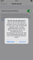 Apple iPhone 8 - iOS 13 - WiFi - WiFi Calling aktivieren - Schritt 7