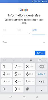 Samsung Galaxy J6 Plus - Applications - Créer un compte - Étape 9