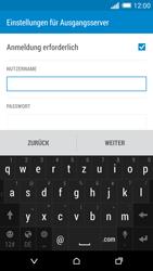 HTC One Mini 2 - E-Mail - Konto einrichten - 14 / 21