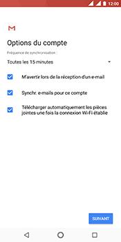 Nokia 5.1 - E-mail - Configuration manuelle (yahoo) - Étape 12