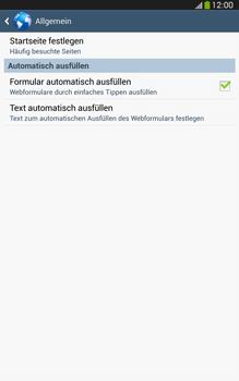 Samsung Galaxy Tab 3 8-0 LTE - Internet und Datenroaming - Manuelle Konfiguration - Schritt 23