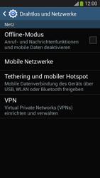 Samsung SM-G3815 Galaxy Express 2 - Internet und Datenroaming - Deaktivieren von Datenroaming - Schritt 5