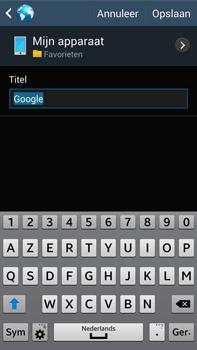 Samsung N9005 Galaxy Note III LTE - Internet - internetten - Stap 8