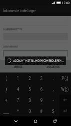 HTC Desire 620 - E-mail - Account instellen (POP3 zonder SMTP-verificatie) - Stap 12