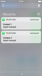 Apple iPhone SE - iOS 10 - iOS features - Personnaliser les notifications - Étape 12