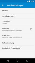 Motorola Moto G 3rd Gen. (2015) - Anrufe - Rufumleitungen setzen und löschen - Schritt 7
