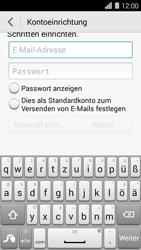 Huawei Ascend Y550 - E-Mail - Konto einrichten (outlook) - 6 / 12