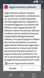 LG Spirit 4G - Software - Installazione degli aggiornamenti software - Fase 9