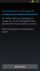 Samsung Galaxy S III LTE - Apps - Einrichten des App Stores - Schritt 9