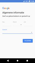 Sony xperia-xa1-g3121-android-oreo - Applicaties - Account aanmaken - Stap 9